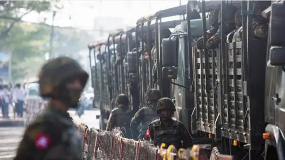 Ο ΟΗΕ κατηγορεί τη στρατιωτική χούντα στη Μιανμάρ ότι «συγκεντρώνει» στρατό: Εκφράζονται φόβοι για «θηριωδίες