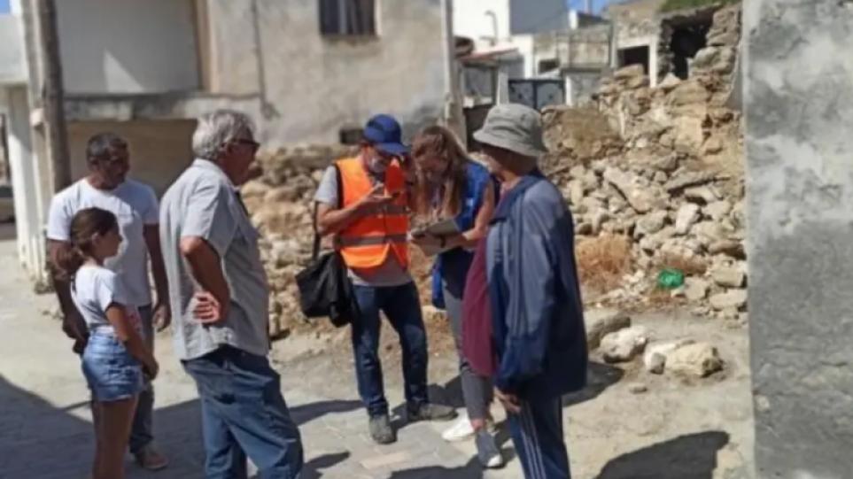 Σεισμός στην Κρήτη: Συνεχίζονται τα Ρίχτερ – Δύο δονήσεις μέσα σε έξι λεπτά