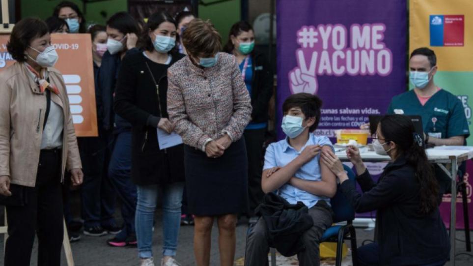 Χιλή: Σχεδόν το 90% του πληθυσμού έχει εμβολιαστεί πλήρως για την COVID-19 – Άρση των περιορισμών