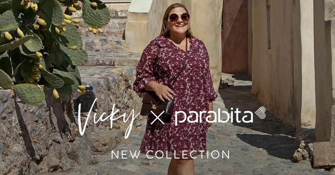 H νέα συλλογή VickyXParabita που θα πολυσυζητηθεί!