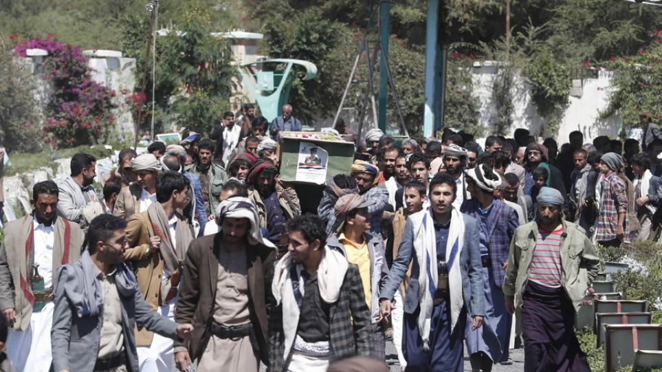 Υεμένη: 150 αντάρτες Χούθι νεκροί σε νέες αεροπορικές επιδρομές