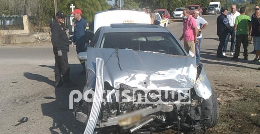 Πύργος: Δυστύχημα με έναν νεκρό και πέντε τραυματίες στο Κατσικάρι – Δείτε βίντεο και φωτογραφίες
