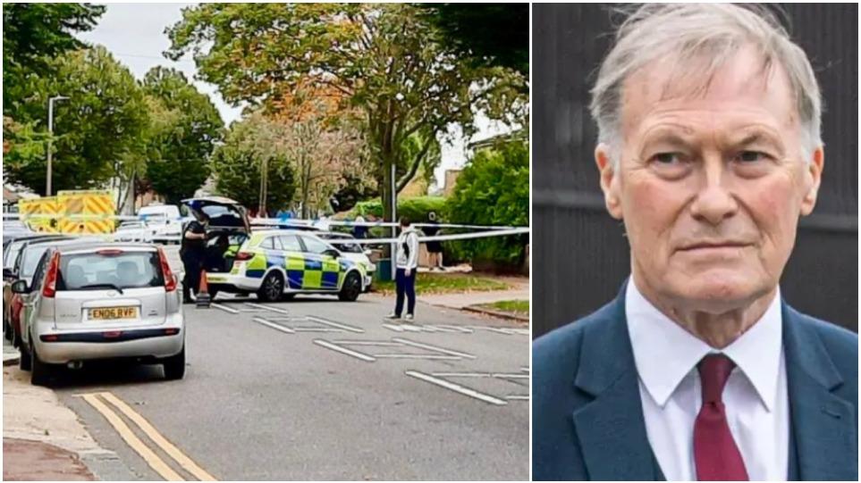 """Βρετανία: Η αστυνομία θεωρεί """"τρομοκρατική ενέργεια"""" τον φόνο του βουλευτή Ντέιβιντ Άμες – Δείτε βίντεο"""
