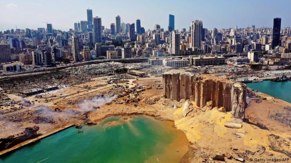 Λίβανος: Σύσκεψη με το Ανώτερο Δικαστικό Συμβούλιο θα έχει ο δικαστής που ερευνά την έκρηξη στο λιμάνι της Βηρυτού