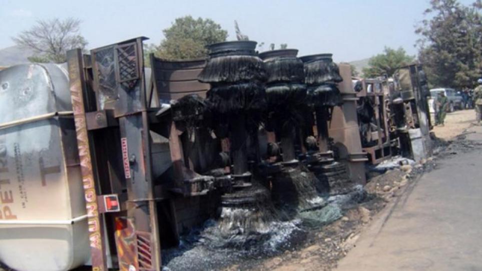 Περίπου 50 άνθρωποι έχασαν τη ζωή τους σε ανατροπή φορτηγού στο Κονγκό