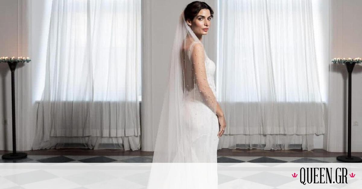 Wedding vibes! Το timeless νυφικό των MI-RŌ που φόρεσε η Τόνια Σωτηροπούλου