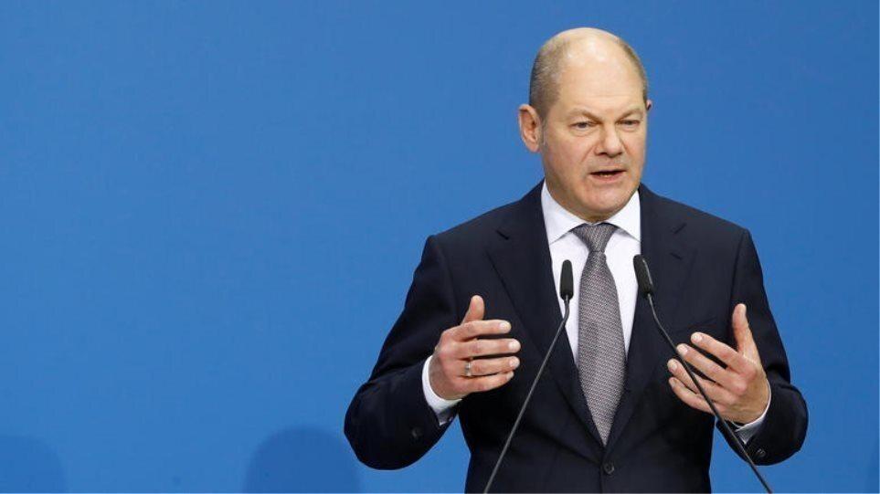 Σολτς: Πρότυπο για την ευρωπαϊκή Σοσιαλδημοκρατία μπορεί να γίνει η επιτυχία του SPD
