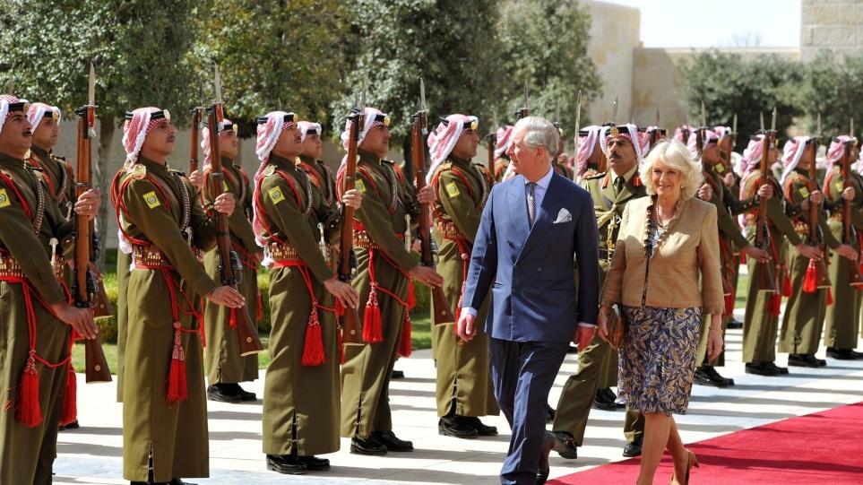 Σε Ιορδανία και Αίγυπτο το πρώτο μεγάλο ταξίδι του Κάρολου μετά την έναρξη της πανδημίας