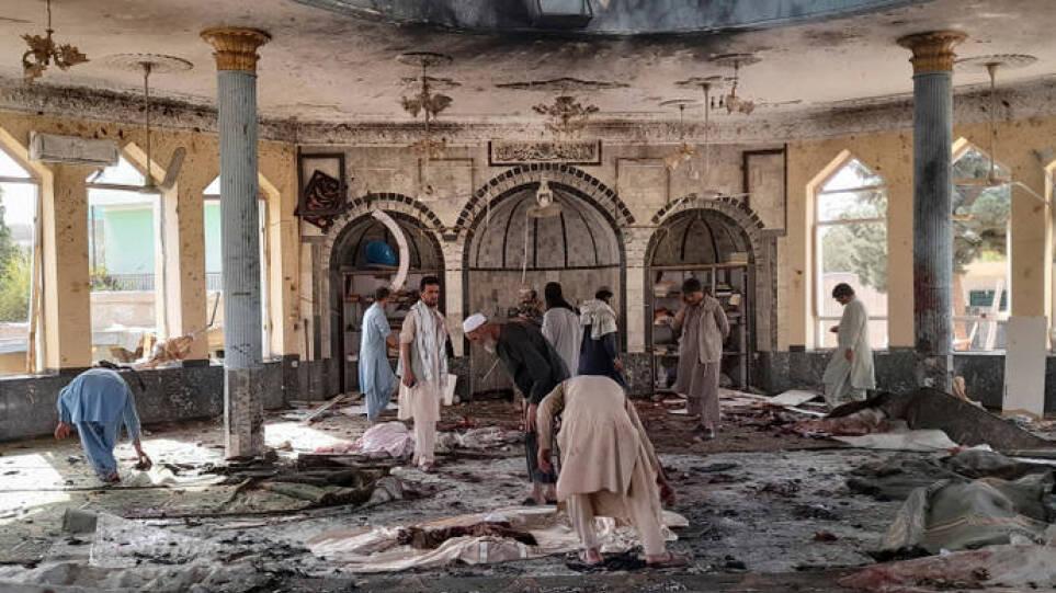 Αφγανιστάν: Το Ισλαμικό Κράτος ανέλαβε την ευθύνη για την πολύνεκρη επίθεση στο τέμενος Κανταχάρ
