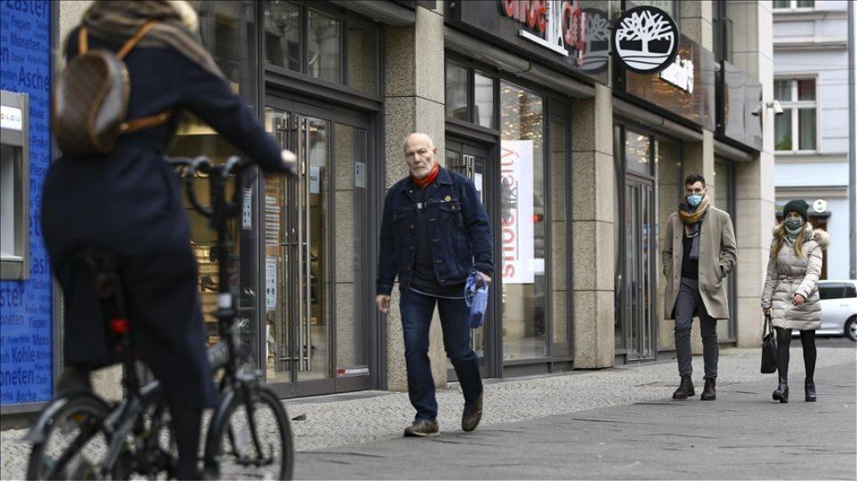 Η Γερμανία θα διατηρήσει τα μέτρα κατά της Covid-19 ανεξάρτητα από την επιδημιολογική κατάσταση