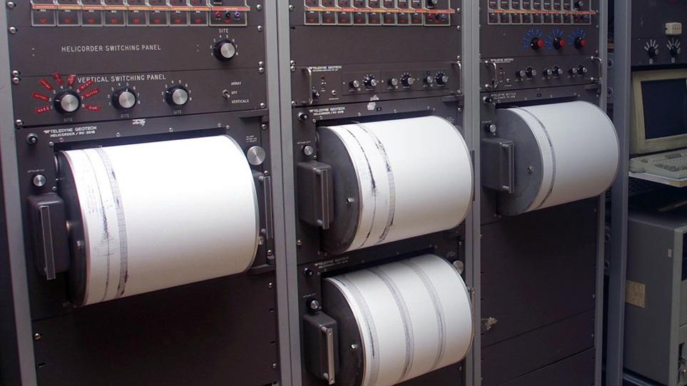 Σεισμός 4,1 Ρίχτερ σε θαλάσσια περιοχή στα ανοιχτά της Πύλου