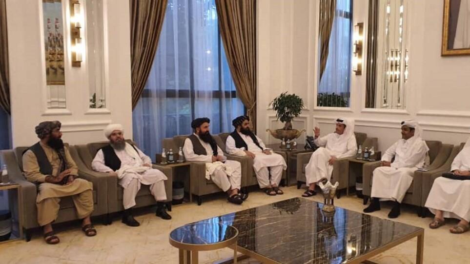 Αφγανιστάν: Οι Ταλιμπάν θα κριθούν από τις πράξεις τους, επανέλαβαν οι ΗΠΑ μετά τις διμερείς συνομιλίες στη Ντόχα