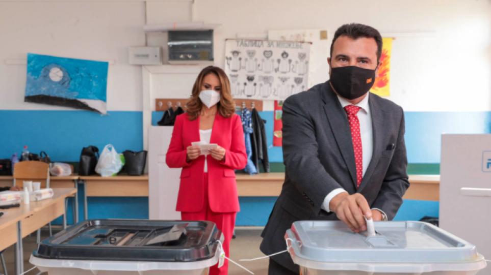 Βόρεια Μακεδονία: Ήττα του κυβερνώντος κόμματος του Ζόραν Ζάεφ στον πρώτο γύρο των δημοτικών εκλογών