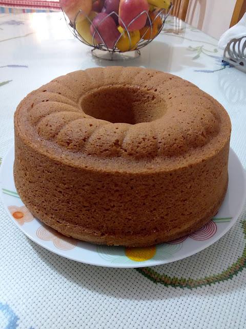 Απλό κέικ με ελαιόλαδο !!!