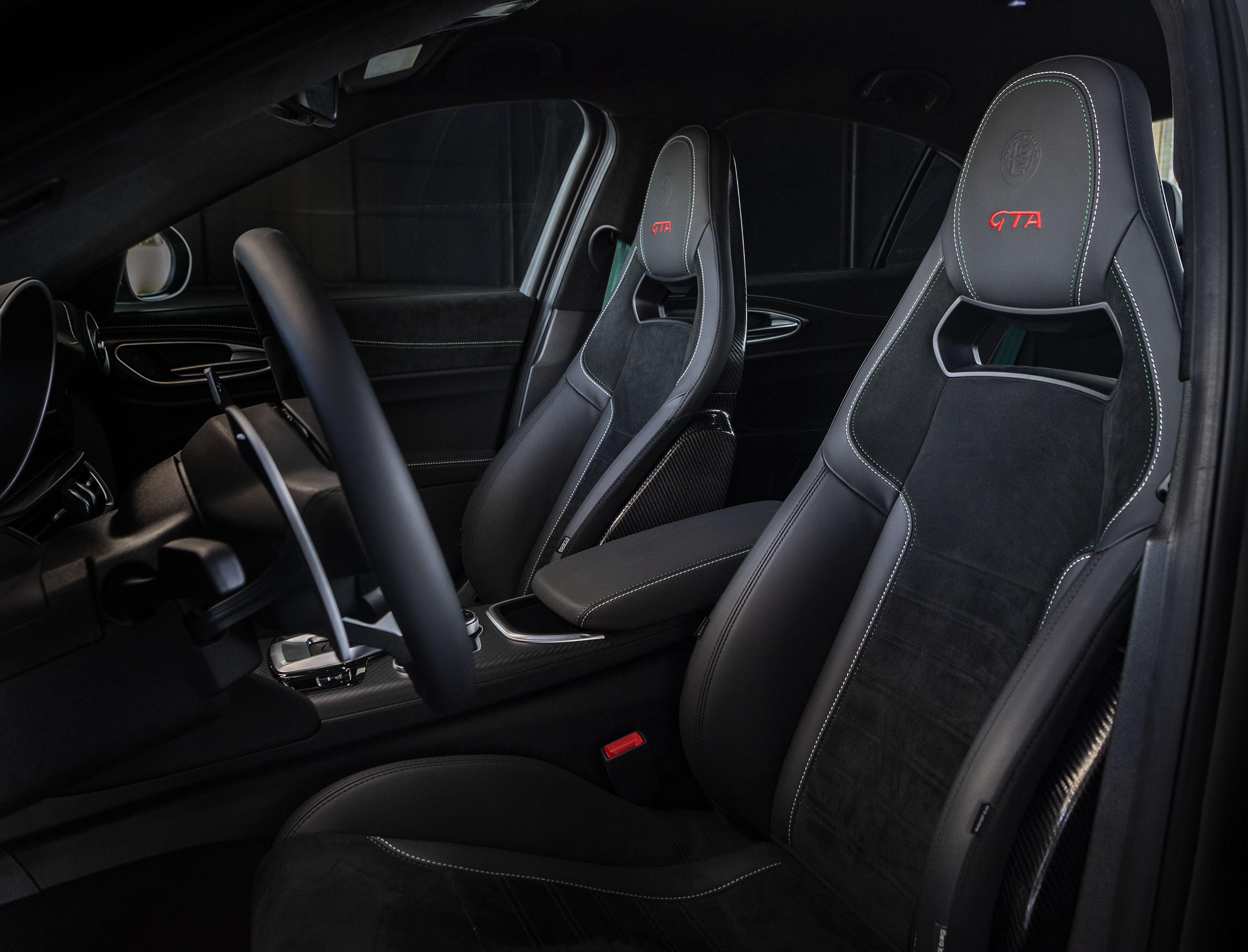 Sold out η καινούρια Alfa Romeo GTA