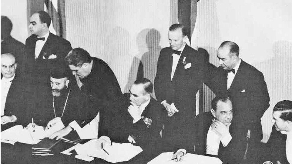 Επέτειος για τα 61 χρόνια από την ανακήρυξη της Κυπριακής Δημοκρατίας