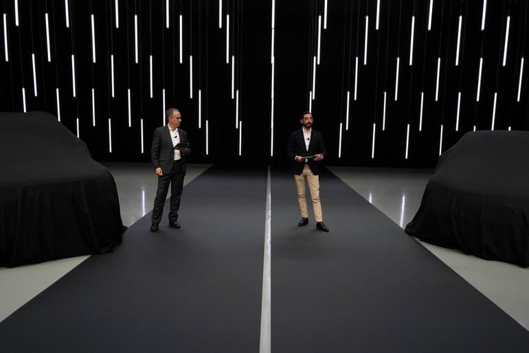 EQB και EQS: Δύο αμιγώς ηλεκτρικές εκδόσεις παρουσίασε η Mercedes Benz Ελλάς