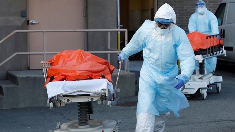 Κορωνοϊός – New York Times: Ανεμβολίαστο το 97% των τελευταίων 100.000 νεκρών λόγω Covid στις ΗΠΑ