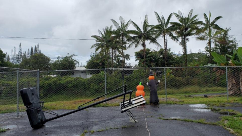 ΗΠΑ: Σεισμική δόνηση 6,2 βαθμών νότια της Χαβάης