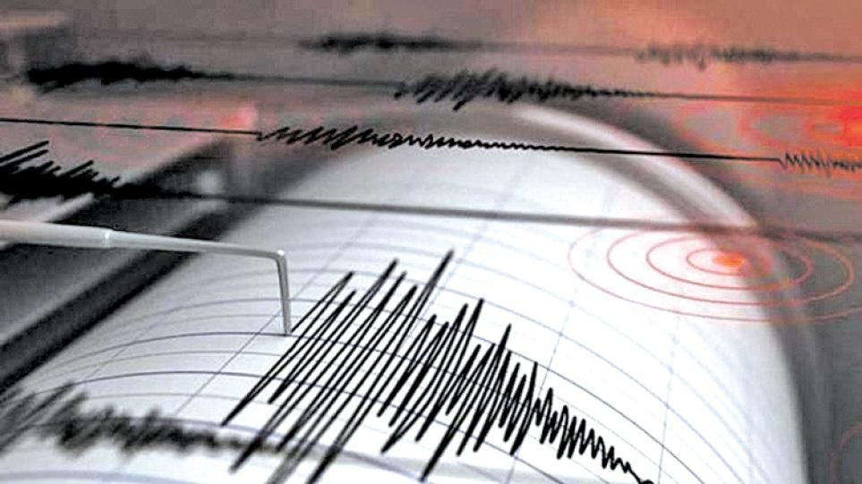 Σεισμική δόνηση 4,1 Ρίχτερ ανοιχτά της Σητείας στην Κρήτη