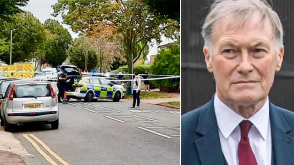 Σημαντική η τρομοκρατική απειλή στη Βρετανία στον απόηχο της δολοφονίας του βουλευτή Ντέιβιντ Άμες