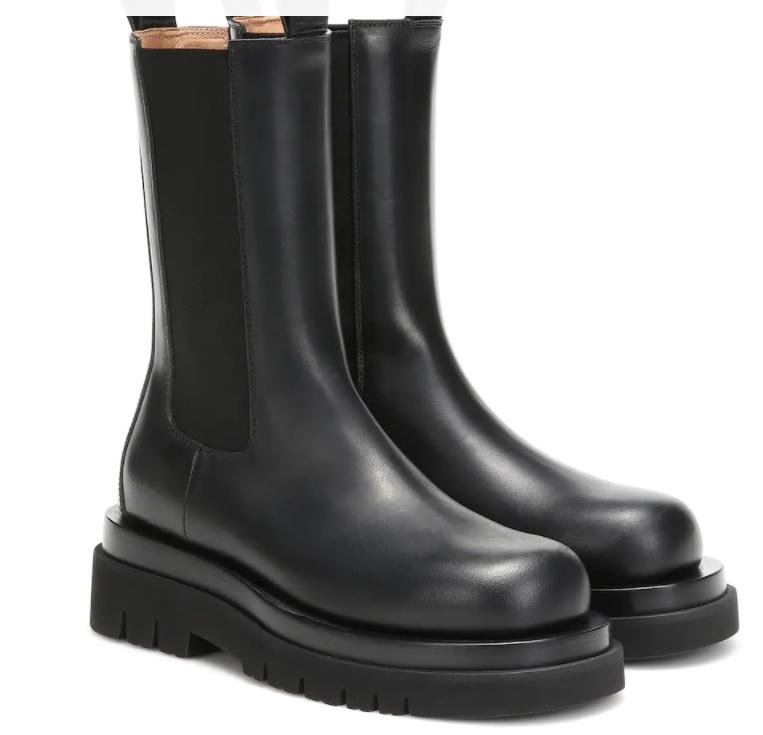 Trend alert! 10 track sole μποτάκια που θα σε σώσουν στη βροχή